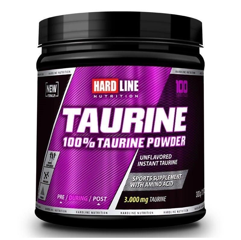 Hardline Taurine 100% Powder