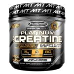 Muscletech Essential Series Platinum %100 Micronize Creatine Powder