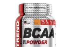 Nutrend Compress BCAA 4:1:1