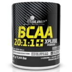 Olimp BCAA 20:1:1 + Xplode Powder