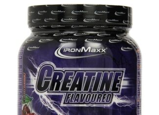 Ironmaxx Creatine Flavoured