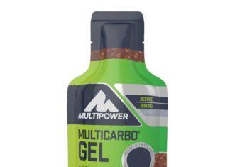 Multipower Multicarbo Gel Caffeine